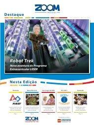 Robot Trek Robot Trek - Lego Education
