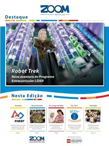 Robot Trek Robot Trek - Lego Education