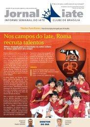 Edição 26.indd - Iate Clube de Brasília
