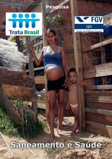 trata brasil: saneamento e saúde - Fundação Getulio Vargas