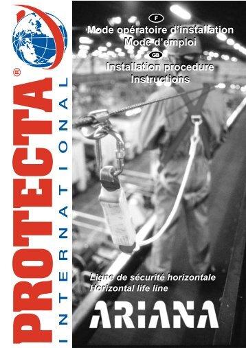 Dossier MO ARIANA FR-UK - SR Industrial Ltd
