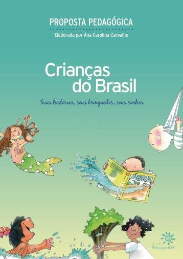 PROPOSTA PEDAGÓGICA - Editora Peirópolis