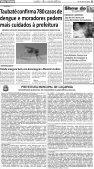 Taubaté confirma 780 casos de dengue e moradores ... - Via Vale - Page 5