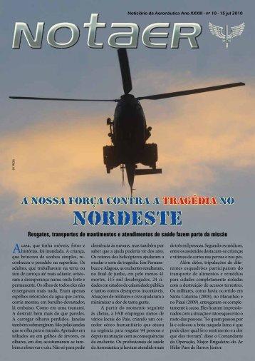 Nordeste - Força Aérea Brasileira