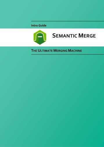 SEMANTIC MERGE