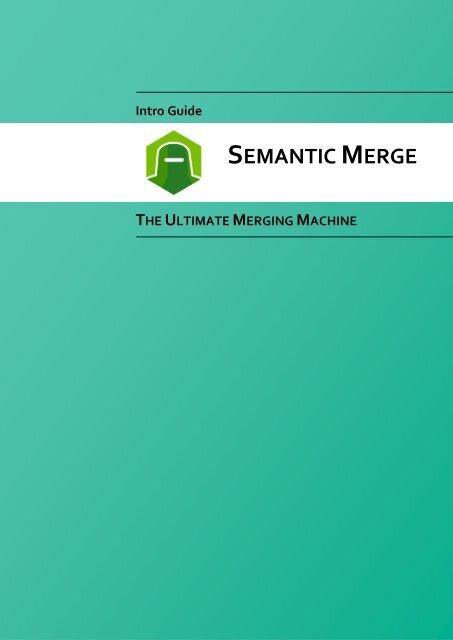 SEMANTIC MERGE