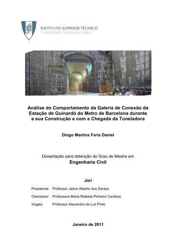 continuidade - Universidade Técnica de Lisboa