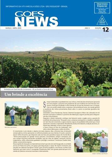 Um brinde a excelência - Vinicolagoes.com.br