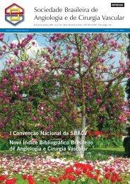 Sociedade Brasileira de Angiologia e de Cirurgia Vascular - SBACV ...