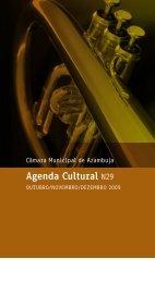 Agenda Cultural nº29 - Município de Azambuja