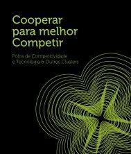 Brochura 'Pólos de Competitividade e Tecnologia ... - Compete - Qren