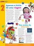 Faça seu brinquedo com material reciclável Nasce um jornal que é ... - Page 2