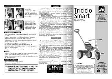 CERTIFICADO DE GARANTIA - Brinquedos Bandeirantes