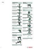 bosch - máquinas l/ amadora - Page 4