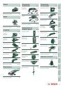 bosch - máquinas l/ amadora - Page 5