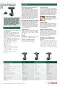 bosch - máquinas l/ amadora - Page 6