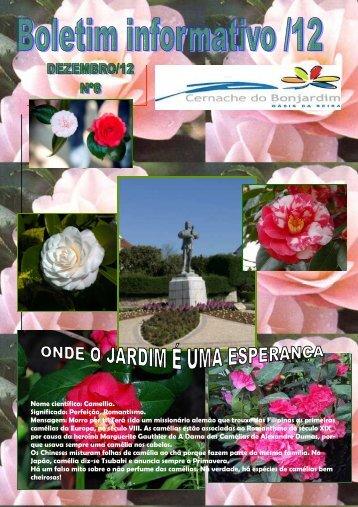 Boletim Informativo - Junta de Freguesia de Cernache do Bonjardim