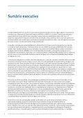 Estudo sobre a sustentabilidade do abastecimento de ... - Cebem - Page 6