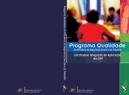 Programa Qualidade do Ministério da Segurança Social e do Trabalho