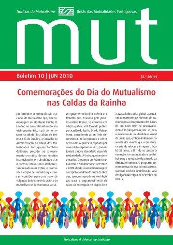 Comemorações do Dia do Mutualismo nas Caldas da Rainha