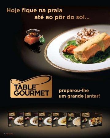 table gourmet ·44 table gourmet - Eurofrozen
