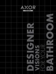 Catálogo Compacto Axor - Hansgrohe