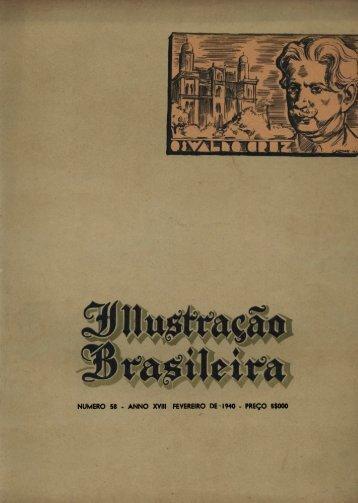 NUMERO 58 . ANNO XVIII FEVEREIRO DE 1940 - PREÇO 5$000