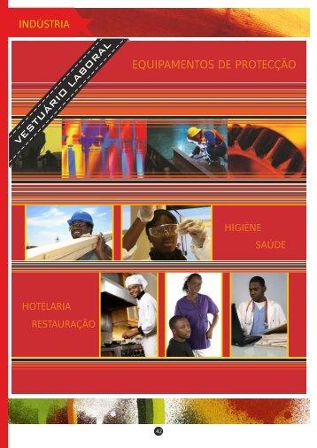 Indústria - Angola Têxtil