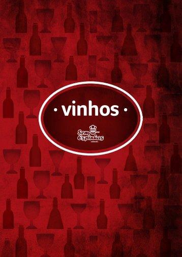 vinho - Restaurantes SEM ESPINHAS