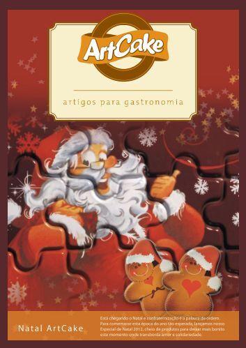 Natal ArtCake