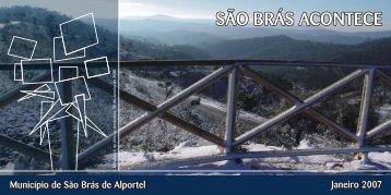Janeiro 2007 - Câmara Municipal de São Brás de Alportel