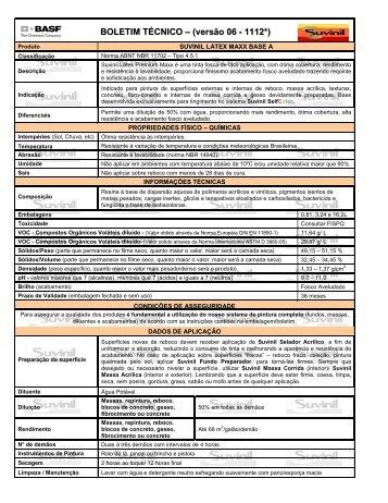 Suvinil Látex Premium MAXX Base A
