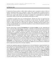 HISTÓRIA DA VIDA O estudo dos fósseis permitiu ... - intertropi - Ufam