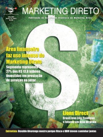 Revista Marketing Direto - Abemd