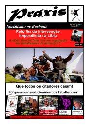 Obama em Brasilia - Socialismo o Barbarie