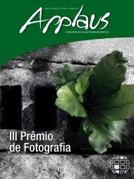 III Prêmio de Fotografia - Club Transatlântico