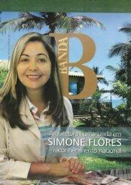 Revista Banda B - Simone Flores