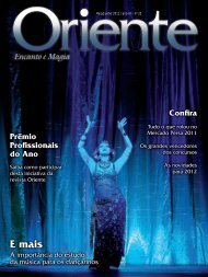 Clique aqui para ler a Revista! - Central Dança do Ventre