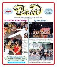 Ed. 169 - Agenda da Dança de Salão