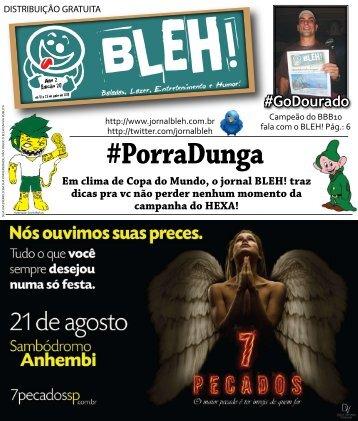 #PorraDunga - Portal Saúde Brasil