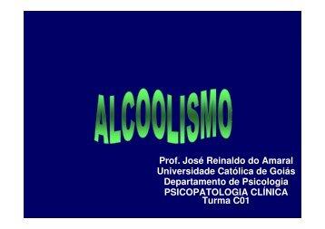 Alcoolismo - Dra. Eloiza Quintela