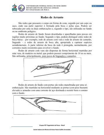 Redes de Arrasto - Ufersa
