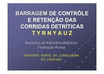 BARRAGEM DE TYRNYAUZ