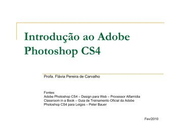 Slides de Photoshop