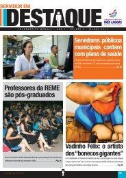 Jornal Servidor_2011_Marc¦ºo1 - Três Lagoas