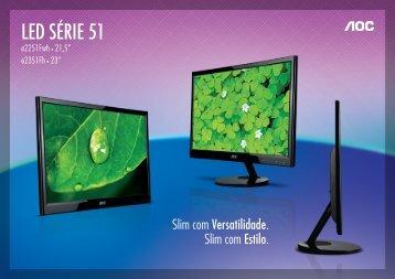 EO-0247-12 Catálogo A4 Monitor Série 51.indd - AOC