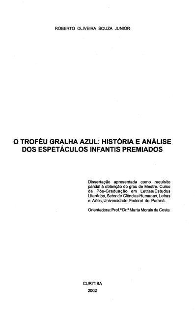 D Souza Junior Roberto Oliveira Pdf Universidade