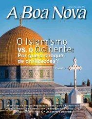 Janeiro - Fevereiro 2012 - A Boa Nova - Uma revista de entendimento