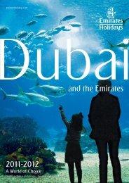 Dubaiand the Emirates - Airep
