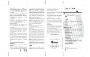 Uni Diazepax bu 024165.indd - Prescrevo.com